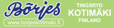 Ratsastustarvikkeet verkkokauppa - Börjes Tingsgryd Kotimäki Finland